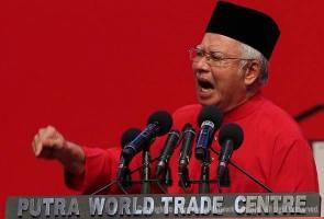 PAU2017: Najib beli pantun Anwar