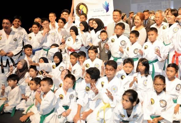 Acara kejohanan seperti ini dilihat mampu meningkat keyakinan sekali gus memacu perkembangan kanak-kanak ini.