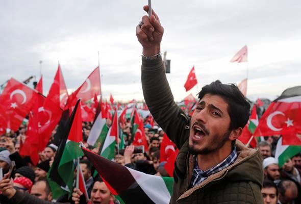 Erdogan gelar Israel negara ganas