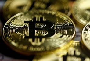 Nilai Bitcoin jatuh 25 peratus dalam 24 jam