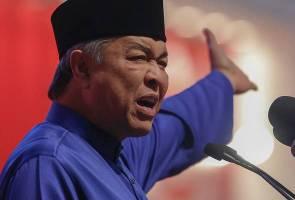 Tun M sentiasa tidak konsisten - TPM Ahmad Zahid