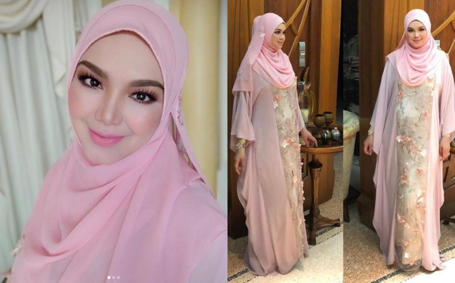 """""""A kalau lelaki, Siti kalau perempuan"""" - Siti bagi 'teaser' nama anak"""