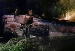 Tiga termasuk bayi tujuh bulan maut dalam kemalangan di Sitiawan