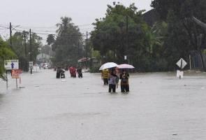 Jumlah mangsa banjir Terengganu menurun