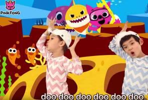 'Baby Shark' hadir dalam versi Bahasa Melayu