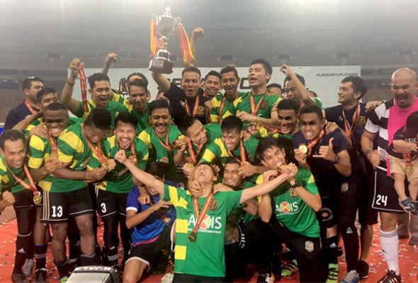 Sembilan pasukan amatur akan bersaing dalam pusingan pertama Piala FA 2018, termasuk juara SCL, Axis-O2FC.