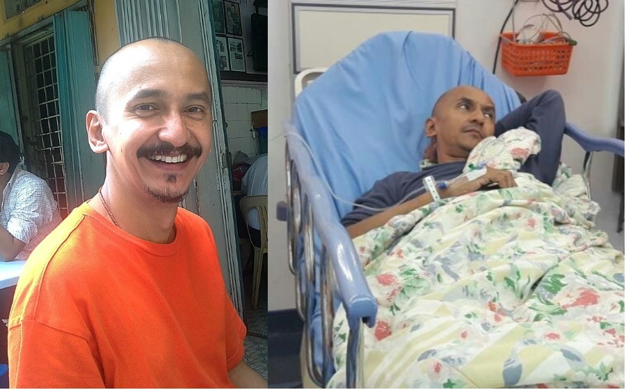 Alami demam panas, Farouk Hussain dimasukkan ke Unit Kecemasan