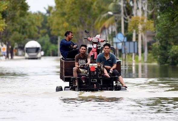 Pihak berkuasa di Pulau Pinang diminta melaksanakan tindakan pemantauan di kawasan Sungai Ara mulai petang ini.