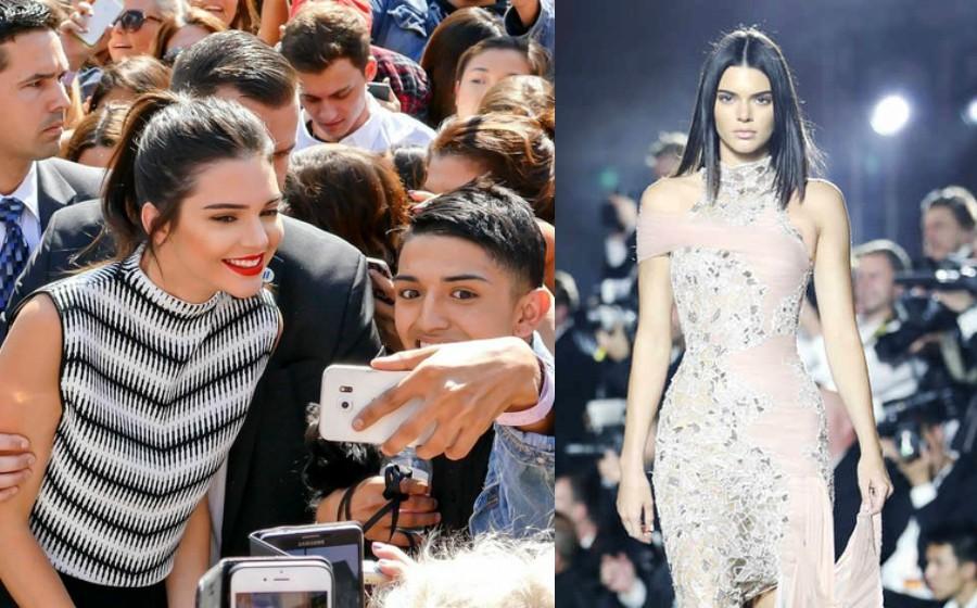 Sering dikejar peminat fanatik, Kendall Jenner mahu beli pistol