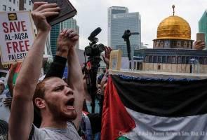 Pindah Kedutaan AS: Kumpulan pejuang Palestin mahu negara Islam main peranan