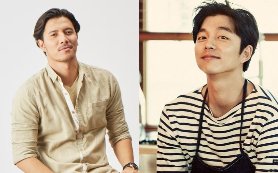 'Memang nak nampak macam Gong Yoo untuk Coffee Prince' - Fattah Amin