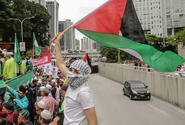 Zahid seru ketepikan politik, mohon pembangkang hadir di solidariti Palestin