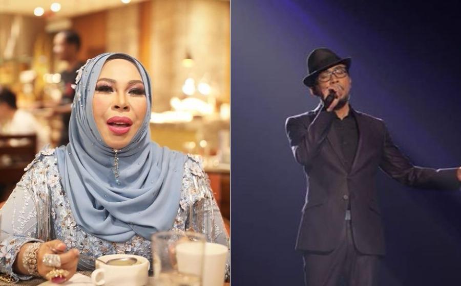 Hasrat belajar vokal dengan Hazami bukan main-main - Datuk Seri Vida