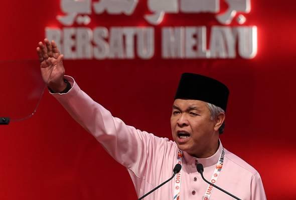 Naib Presiden UMNO yang menjalankan tugas Timbalan Presiden, Datuk Seri Dr Ahmad Zahid Hamidi beri isyarat bahawa pilihan raya hampir tiba.