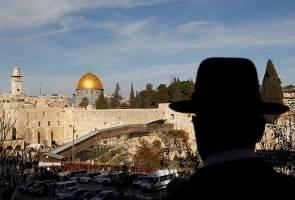 Suara dari Tel Aviv: Iktiraf Baitulmaqdis sebagai ibu negara Israel, AS cari pasal