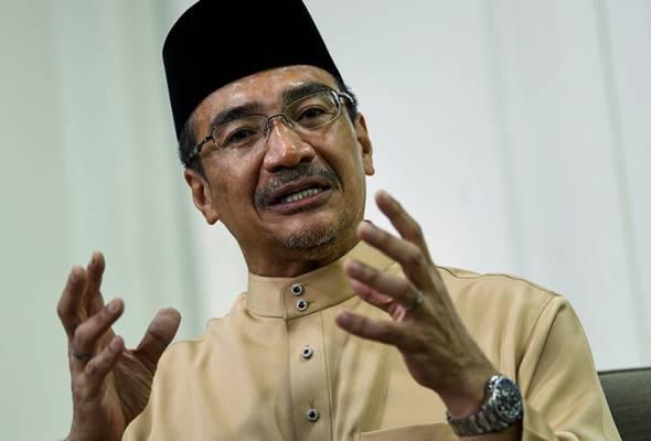 Buat laporan polis ucapan PM tindakan terdesak - Hishammuddin