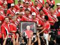 PM Najib sertai Pertandingan Golf Piala Ahmad Zahid Hamidi