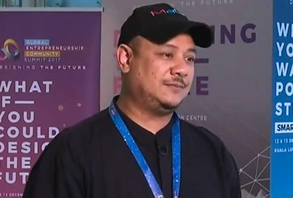 Ashran Ghazi berkata, konsep Blue Ocean Shift boleh dipakai tidak kira tahap usahawan itu, atau perniagaan apa yang diasaskan.