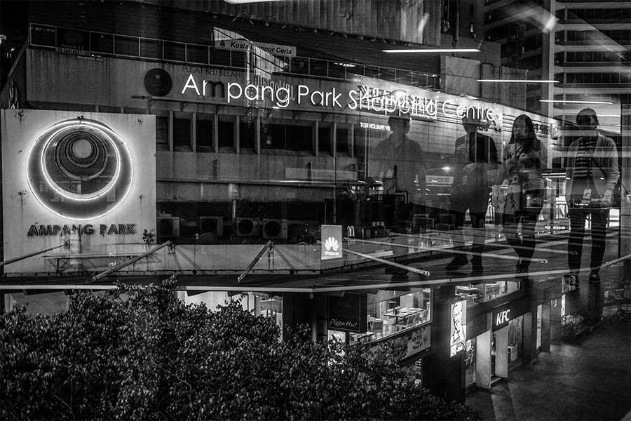 Ampang Park, Kuala Lumpur, Shopping Centre