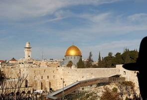 Jerusalem as Israel's capital: Malaysia wants US to reconsider its decision