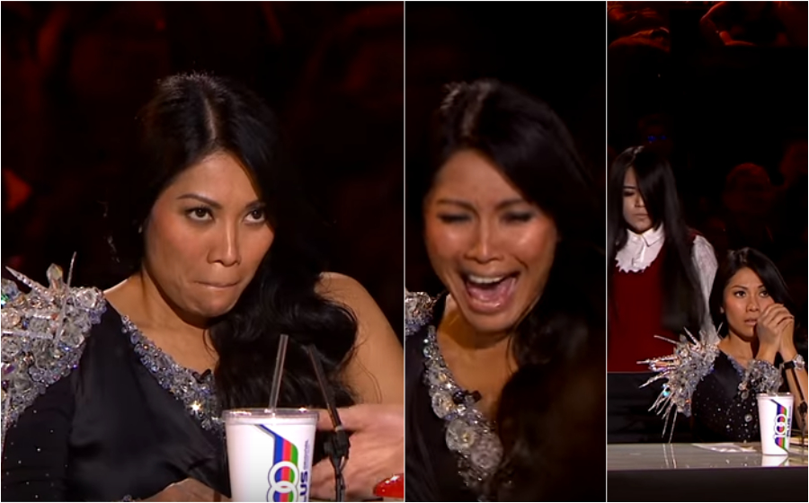 Anggun jadi mangsa magik The Sacred Riana, juara Asia's Got Talent 2