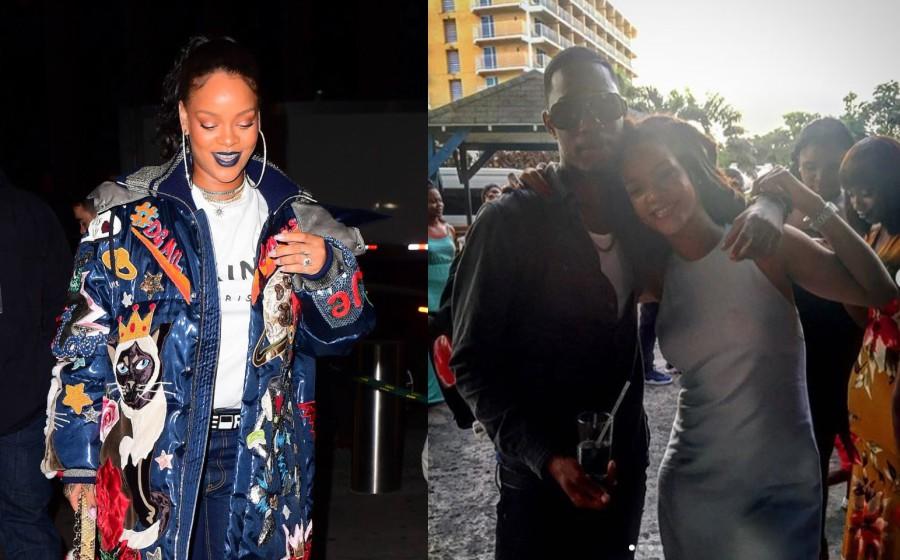 Sepupu Rihanna ditembak mati selepas rai Krismas bersama