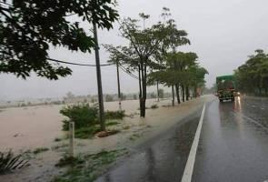 Tiga daerah di Johor dinaiki air