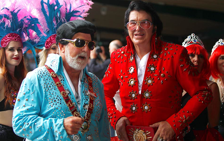 Elvis Presley, Festival, Australia, Sydney