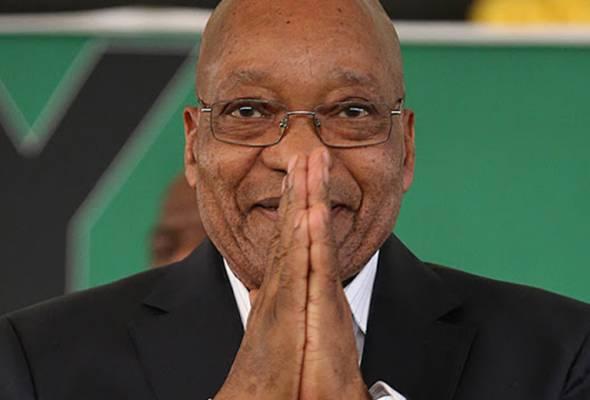 Presiden Afrika Selatan Jacob Zuma diberi kata dua, berundur atau kami pecat anda!