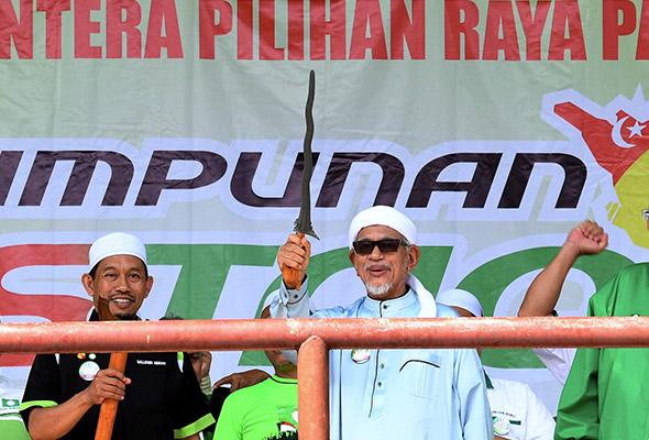 Presiden Pas, Datuk Seri Abdul Hadi Awang menegaskan bahawa nabi dan rasul tidak pernah memisahkan dakwah dan politik.