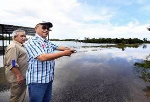 100 pusat pemindahan banjir akan dinaik taraf - Shahidan