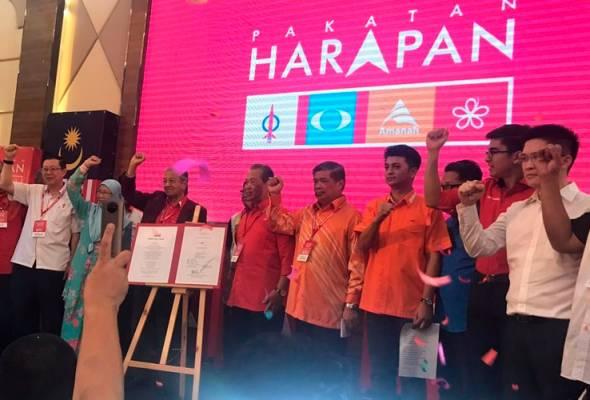 Pengumuman Tun Dr Mahathir Mohamad sebagai calon Perdana Menteri bagi Pakatan Harapan sekiranya mereka memenangi PRU 14 adalah usaha PH untu