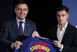 Liverpool had no option but to sell Coutinho, coach says