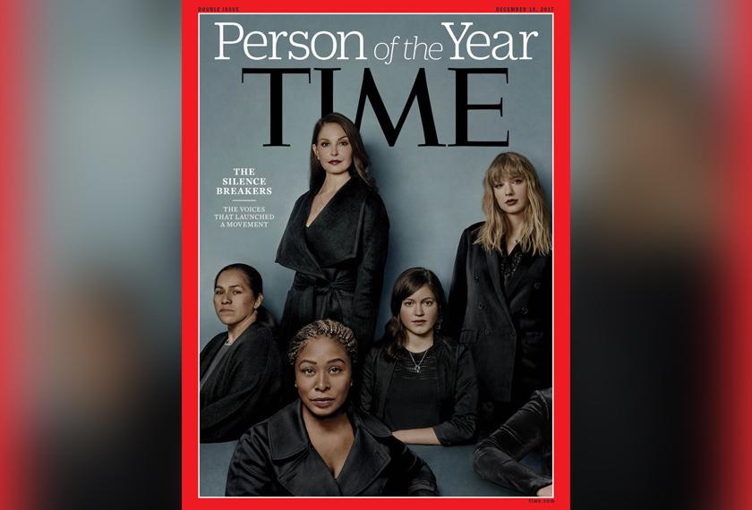 Majalah TIME angkat