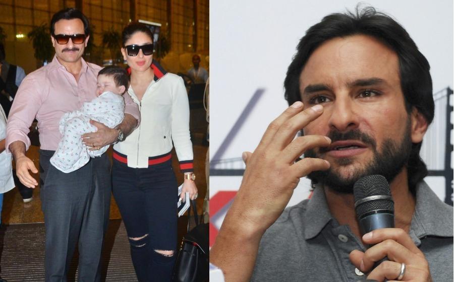 """""""Kalau tidak mahu dibaling kasut, tanyalah soalan ini kepada Kareena Kapoor"""" - Saif Ali Khan dedah perangai sebenar isteri"""