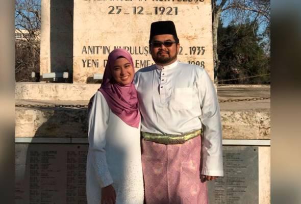 Lebih bermakna, pasangan Malaysia ini buat kenduri kahwin bersama pelarian Syria
