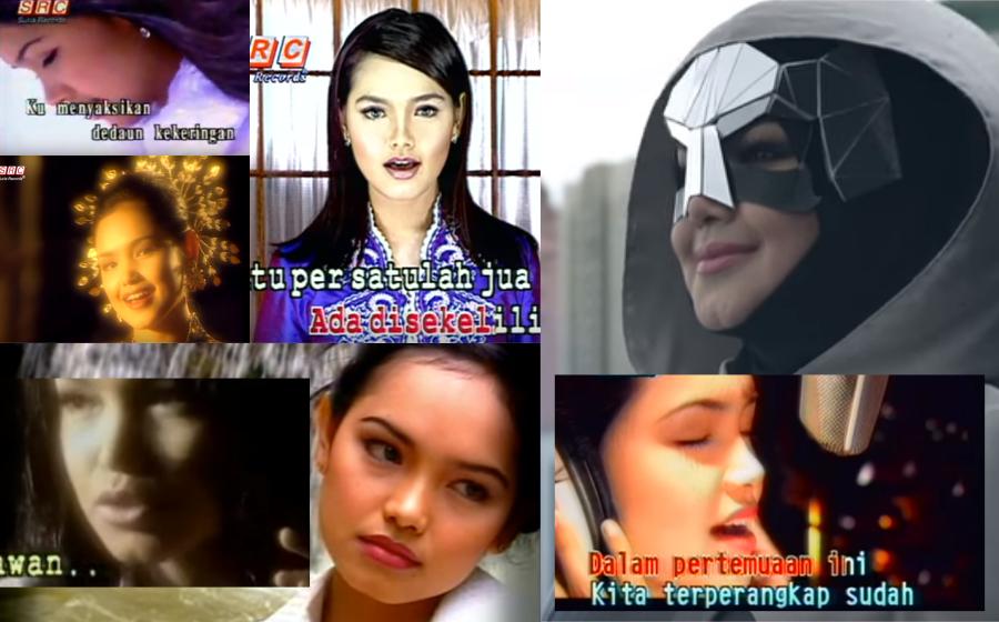 Anda bukan peminat fanatik Siti Nurhaliza kalau tidak tahu 10 lagu ini
