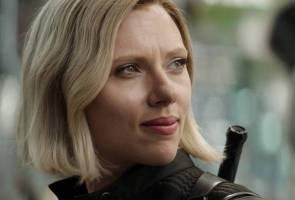 Black Widow bakal ke layar perak