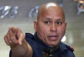 'Tunggu... perang dadah akan kembali' - Ketua Polis Filipina