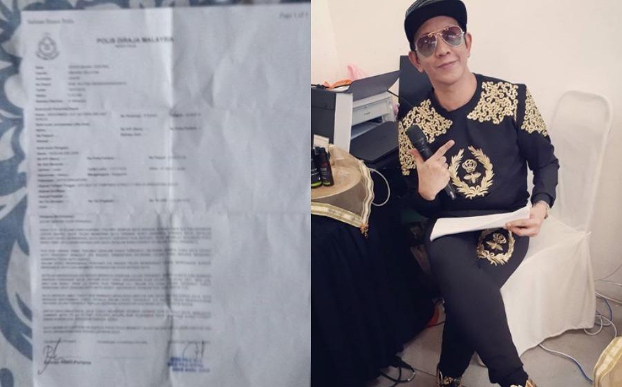 """""""Buat laporan polis untuk dilindungi, tak tuduh Ifa cuba bunuh saya""""- Roslan Shah"""
