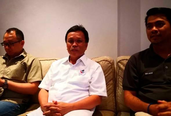 Beliau hanya mempersoalkan secara logik berhubung penugasan anggota RELA bagi menjaga keselamatan di Zon Selamat Pantai Timur Sabah.