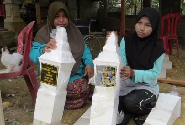 'Talasemia rampas separuh daripada keluarga kami' - Ibu
