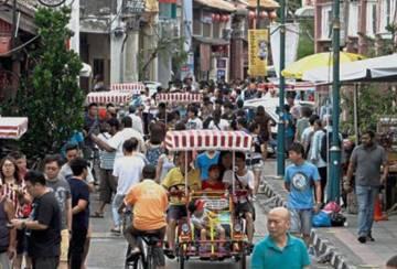 Penang: India's Southeast Asian gateway