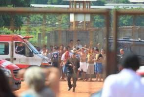 Banduan dipenggal kepala dalam rusuhan penjara