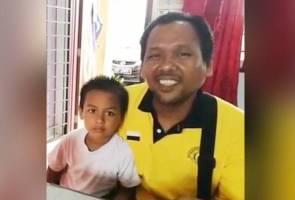'Jambatan maut': Gadai nyawa anak, bapa mohon maaf