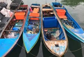 APMM gagalkan aktiviti bom ikan di Karambunai