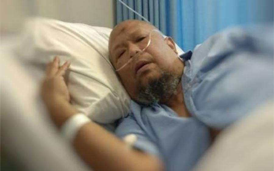 Bob Lokman dikejarkan ke hospital akibat masalah jantung, paru-paru