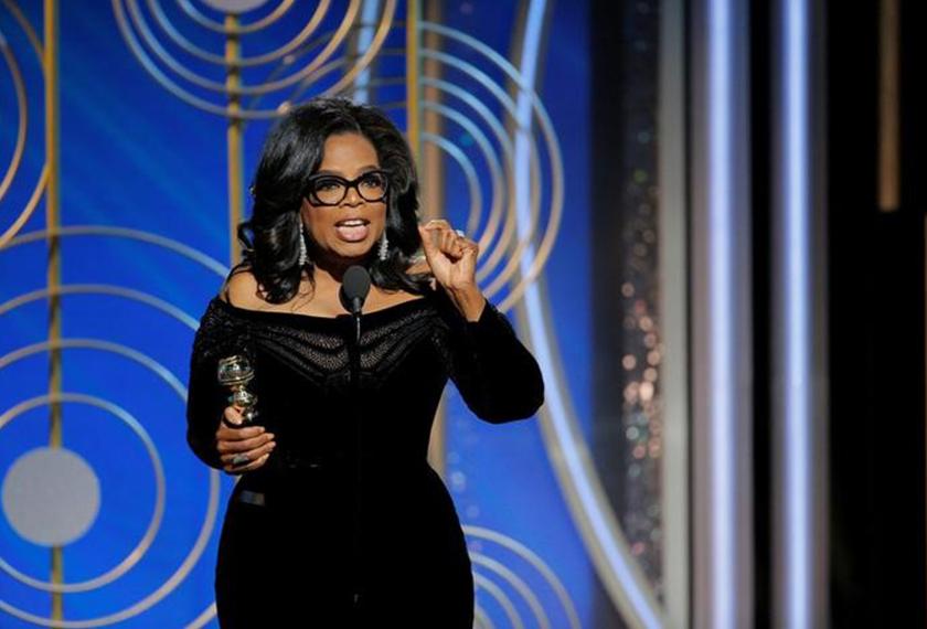 Oprah Winfrey. Sumber: AP