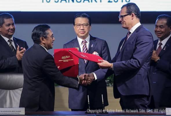 """Perjanjian """"jumpa baru bayar"""" merupakan pendekatan sesuai dalam menyambung semula misi pencarian pesawat Malaysia Air MH370 yang hilang."""