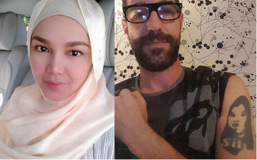 Peminat dari Brazil cacah tatu nama, wajah Siti Nurhaliza